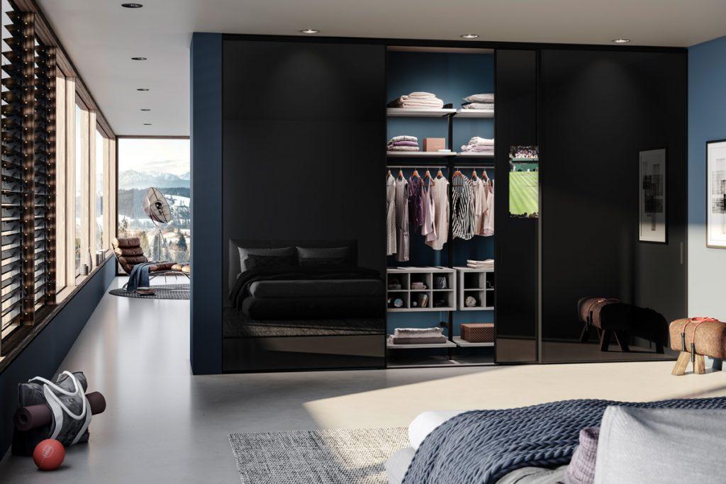 TV Door