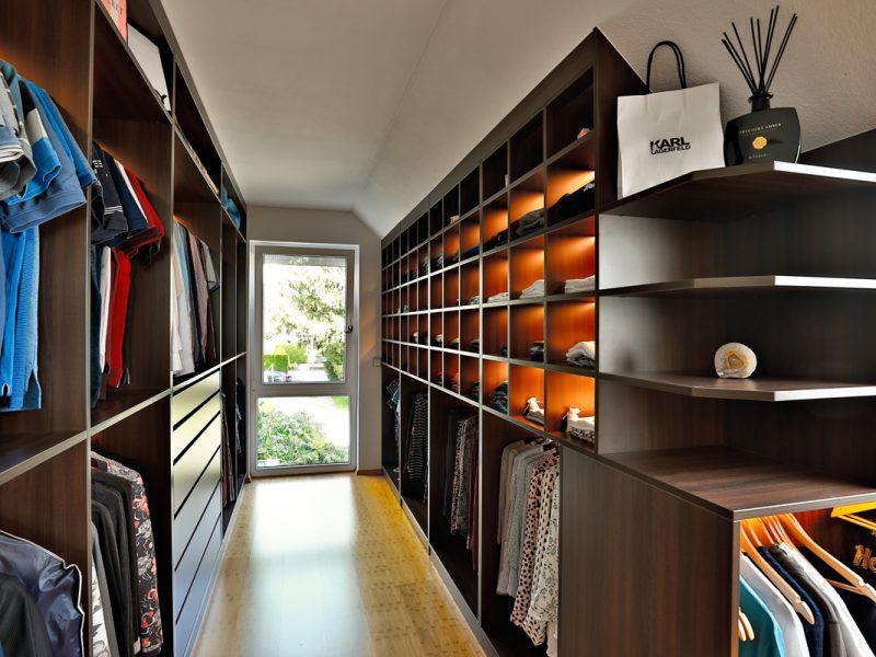 Neues Projekt: Ankleidezimmer in Berkheim