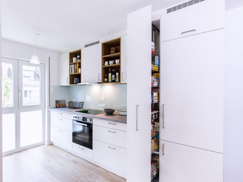 Küche & Stauraum für Familie R., Aulendorf